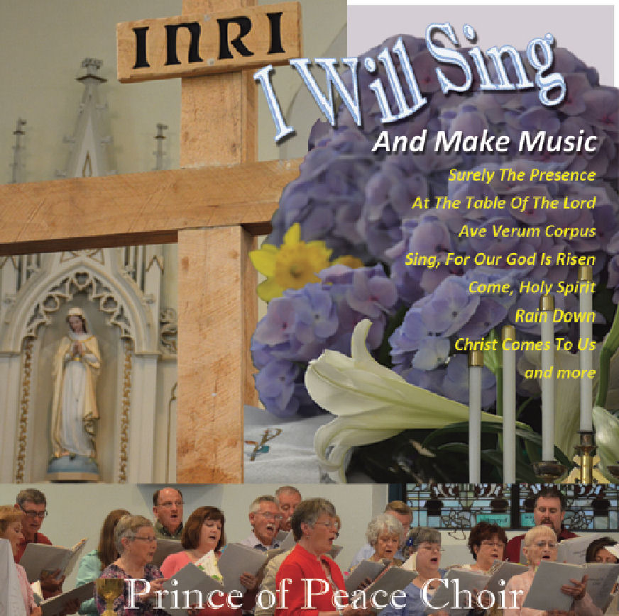 I Will Sing and Make Music CD cover